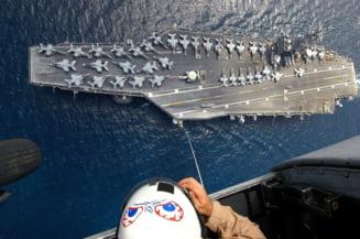 Imagini din satelit cu noul super-portavion al Chinei. Raspunsul pentru USS Gerald R. Ford, portavionul SUA care a costat 12 miliarde de dolari