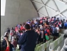 Imagini fabuloase: ce-au scandat suporterii din Coreea de Nord la Cupa Asiei (Video)