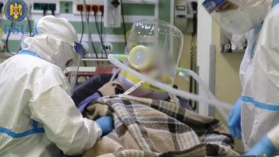 """Imagini fara precedent de la Terapie Intensiva postate de Raed Arafat: """"Acest film arata situatia reala din interiorul sistemului medical"""" VIDEO"""