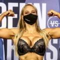 Imagini greu de privit in boxul feminin. S-a cantarit in lenjerie intima, dar a iesit din ring desfigurata VIDEO