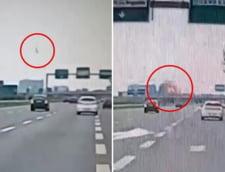 Imagini in premiera cu accidentul aviatic in care si-a pierdut viata miliardarul roman Dan Petrescu! VIDEO