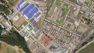 Imagini preluate din satelit arata cum Coreea de Nord isi extinde o fabrica de rachete balistice