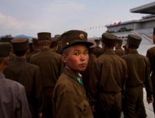 Imagini rare cu viata traita in Coreea de Nord (Galerie foto)