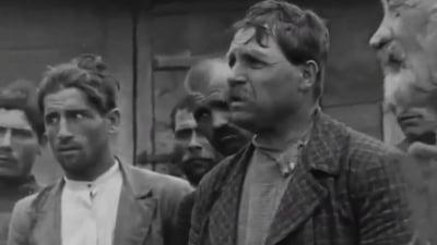 Imagini rare din viața cotidiană a unui sat basarabean al României Mari. Filmul realizat în timpul unei cercetări sociologice VIDEO