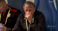 Imagini tulburatoare de la Constanta. Emil Sandoi a izbucnit in lacrimi in momentul de reculegere tinut in memoria lui Ilie Balaci (Video)