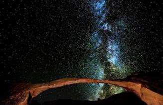 Imagini uimitoare cu Calea Lactee, realizate cu o banala camera digitala (Galerie foto)