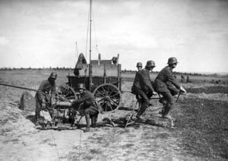 Imagini uluitoare cu tehnica militara folosita in Primul Razboi Mondial (Galerie foto)