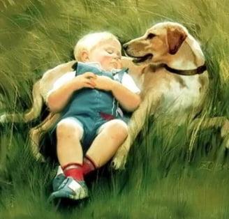 Imaginile candorii unor copilasi sunt preferatele mele
