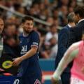 Imaginile care spun totul: cât de nervos a fost Messi pentru că a fost schimbat de Pochettino