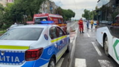 Imaginile cumplite ale accidentului in care o fata a fost lovita de autobuzul condus de un sofer beat. Primele concluzii ale anchetei VIDEO