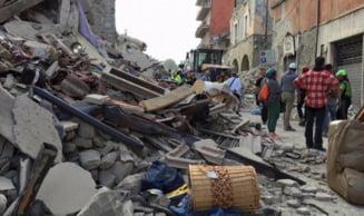 Imaginile dezastrului - Ce a lasat in urma cutremurul devastator din Italia (Galerie foto&Video)