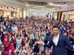 """Imaginile scandaloase din mall. """"Magicianul a reusit de unul singur sa creasca probabilitatea de deces la bunicii sutelor de copii"""""""