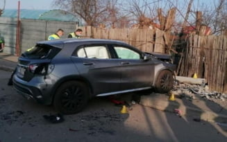 Imaginile teribile vazute de politisti pe camerele de supraveghere care au surprins accidentul din Bucuresti in care doua fetite au fost ucise