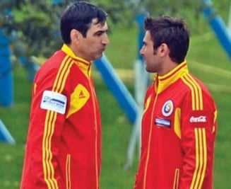 Impacare istorica in fotbalul romanesc: Mutu face pace cu Piturca