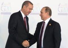 Impacare la nivel inalt? Putin l-a sunat pe Erdogan, dupa sapte luni de tensiuni intre Rusia si Turcia
