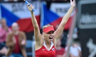 Imperiul de neclintit al Mariei Sharapova: Ce se intampla cu rusoaica, la o luna de cand a fost prinsa dopata