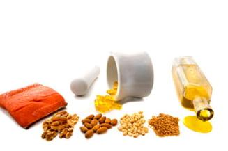 Importanta acizilor grasi Omega 3 si ce alimente ti-i ofera