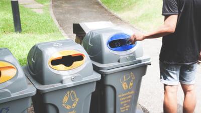 Importanta colectarii selective in eliminarea deseurilor din orasele mari