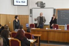 Importanta sesiune de formare la Universitatea Cuza Iasi