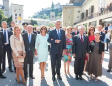 Impresiile lui Iohannis de la Festivalul de la Salzburg