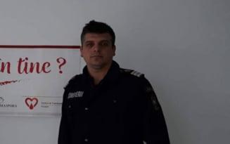 Impresionanta poveste de viata a pompierului din Vrancea care a murit spulberat de tren. Ani de zile a donat trombocite pentru un batran cu o boala rara de sange
