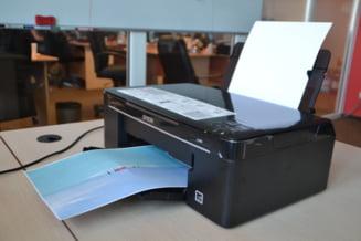 Imprimanta buna de luat acasa: Epson L200 (Galerie foto) Test Ziare.com