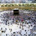 Imunizarea prin boala sau vaccin, obligatorie pentru musulmanii care vor sa mearga la Mecca pentru pelerinajul de la inceputul Ramadanului