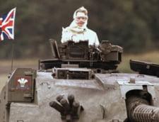 In 1986 Margaret Thatcher a permis trupelor militare americane sa foloseasca bazele Royal Air Force