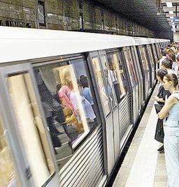 In 2018 metroul va circula pana la Aeroportul Henri Coanda