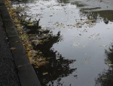 In Bucuresti a turnat toata noaptea si e cod portocaliu de ploi torentiale. Iata zonele inundate