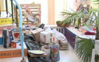 In Bucuresti s-a deschis primul centru de donare a hainelor si electrocasnicelor. Care este conditia pentru ca obiectele sa fie acceptate