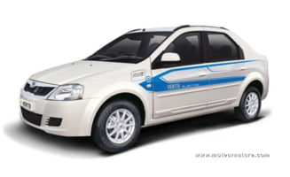 In India s-a lansat prima Dacia Logan electrica - ce pret are