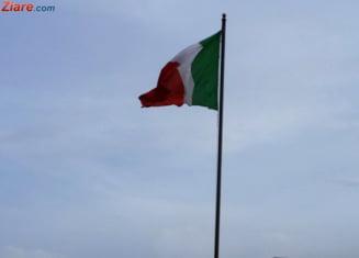 In Italia, pompele funebre nu mai fac fata. Sicriele sunt transportate cu camioane militare la cimitire (Foto&Video)