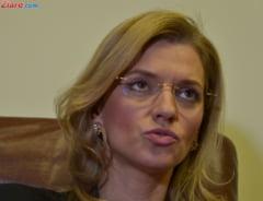 In PNL se cere excluderea Alinei Gorghiu: Nu mai putem continua asa, ne facem de ras si nu suntem credibili