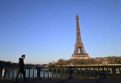 "In Paris se respira aer ""ca in parc"" dupa impunerea carantinei obligatorii"
