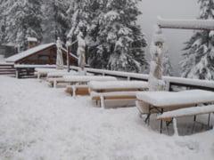 In Postavarul a venit iarna