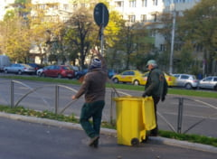 In Sectorul 4 din Bucuresti e stare de alerta din cauza gunoiului