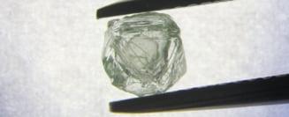 In Siberia s-a gasit un diamant unic. Asa ceva nu s-a mai vazut niciodata