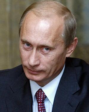 In Siberia se poarta tatuajele cu Vladimir Putin