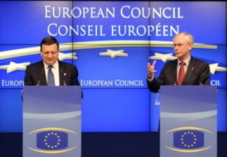 In UE s-a ajuns totusi la un acord - tratat interguvernamental semnat si de Romania
