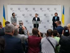 In Ucraina s-a infiintat un tribunal anticoruptie pentru elite. Judecatorii au fost alesi de experti interni si internationali
