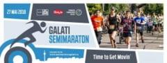 In acest weekend, miscare, miscare, miscare. Semimaraton Hervis Galati si Bucurie in miscare pentru galateni