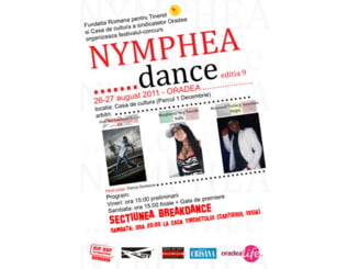 In acest weekend are loc Nymphea Dance 2011