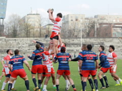 In asteptarea marelui derbi la fotbal, Steaua a invins duminica Dinamo la polo si rugby