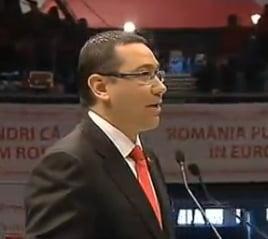 In ce conditii va candida Ponta la presedintia Romaniei