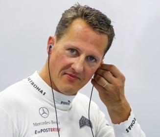 In ce stare se afla Michael Schumacher si unde a fost mutat