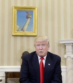 In ciuda declaratiilor misogine, femeile au votat in numar neasteptat de mare cu Trump