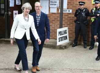 In ciuda esecului in alegeri, premierul May nu are de gand sa demisioneze