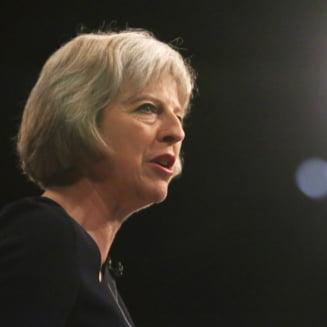 In ciuda infrangerii din Camera Lorzilor, Theresa May merge mai departe cu declansarea Brexit
