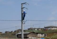 "In continuare 41 de localitati fara energie electrica. Judetul Galati sub avertizare ""cod galben"" de inundatii"